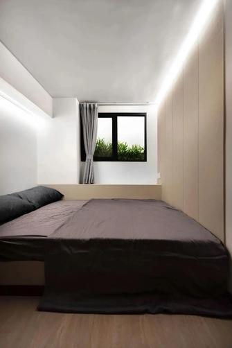 富裕型30平米小户型现代简约风格卧室欣赏图