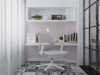 经济型50平米小户型北欧风格书房图片