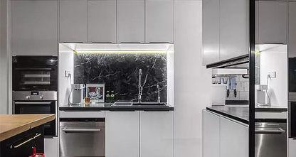 10-15万80平米法式风格厨房设计图