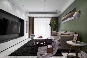 富裕型90平米北欧风格客厅图片大全