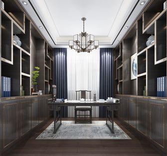 豪华型140平米别墅新古典风格书房装修图片大全