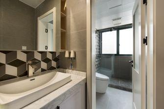 富裕型110平米三室两厅北欧风格卫生间效果图