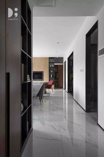 120平米三室一厅现代简约风格玄关效果图