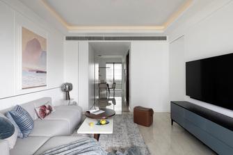经济型130平米三室一厅现代简约风格客厅装修效果图