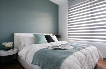 10-15万120平米四室一厅现代简约风格卧室装修案例