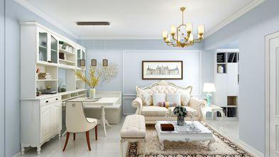 豪华型欧式风格客厅图
