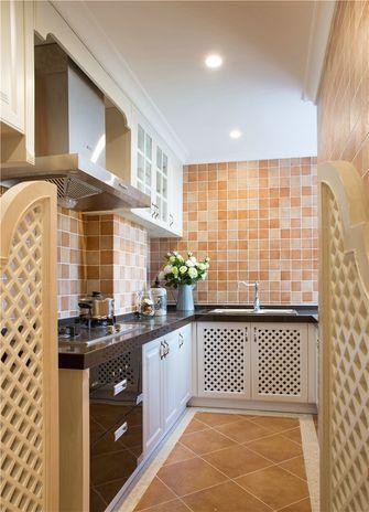 豪华型130平米三地中海风格厨房设计图