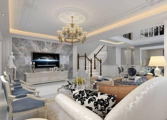 10-15万140平米复式法式风格客厅欣赏图