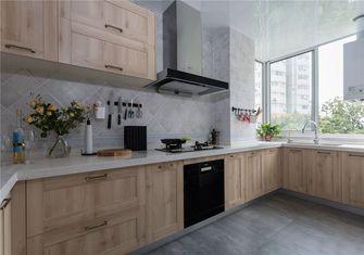 20万以上130平米四室两厅北欧风格厨房设计图