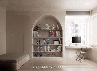 经济型140平米公寓日式风格书房装修图片大全