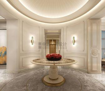 豪华型140平米别墅港式风格玄关装修图片大全
