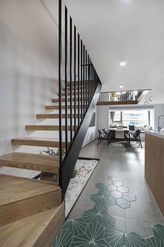 北欧风格楼梯间设计图