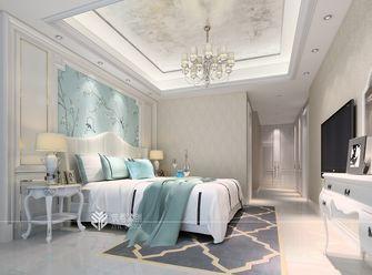 140平米三欧式风格卧室图片