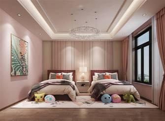 20万以上140平米别墅中式风格青少年房图