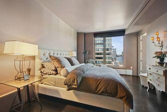 富裕型140平米四新古典风格卧室装修图片大全