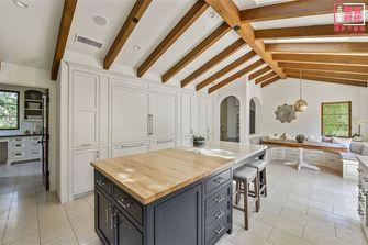 80平米三室一厅地中海风格厨房图片