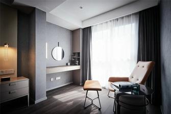 5-10万90平米三室两厅现代简约风格梳妆台装修案例