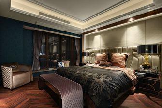 富裕型130平米四室一厅轻奢风格卧室设计图