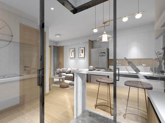 富裕型90平米三日式风格厨房欣赏图