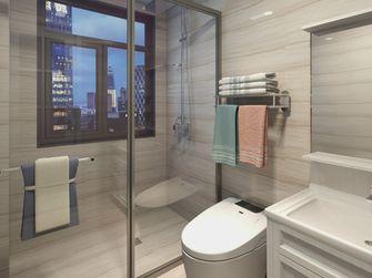 经济型140平米三室两厅美式风格卫生间效果图