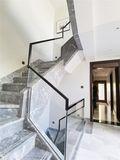 20万以上140平米别墅中式风格走廊图片