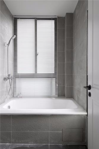 10-15万90平米一室两厅现代简约风格卫生间装修效果图