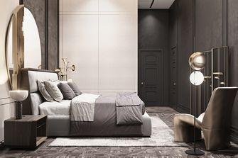 3万以下140平米三室一厅轻奢风格卧室效果图