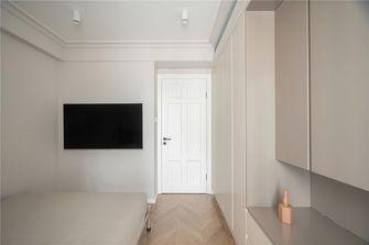经济型60平米公寓混搭风格卧室效果图