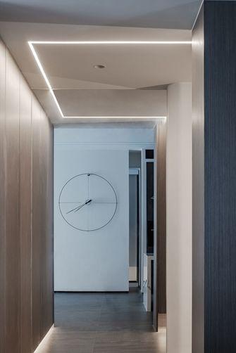 20万以上130平米三室两厅现代简约风格玄关图