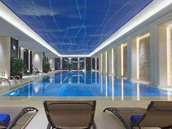 天津萬達文華酒店游泳池