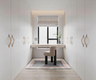 豪华型140平米三室两厅现代简约风格衣帽间效果图