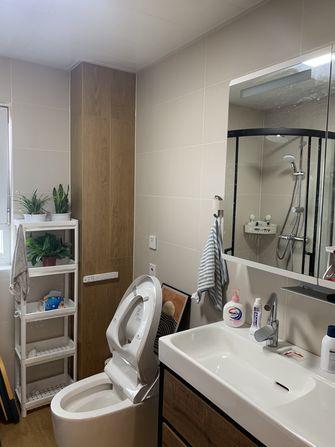富裕型120平米三室三厅日式风格客厅装修图片大全