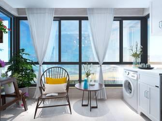 130平米三中式风格阳光房装修图片大全