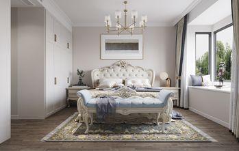 豪华型130平米三室两厅新古典风格卧室设计图