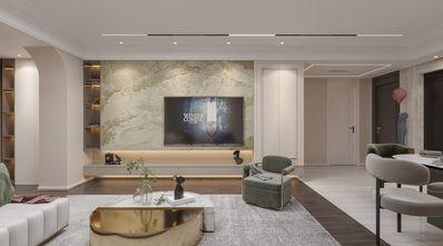 10-15万140平米四法式风格客厅欣赏图