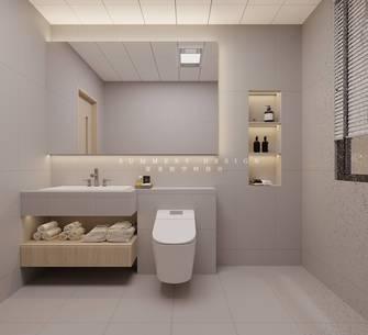 10-15万140平米三室两厅现代简约风格卫生间图片