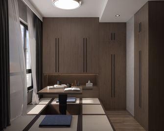 富裕型120平米一居室现代简约风格餐厅效果图