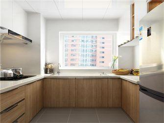 富裕型90平米现代简约风格厨房装修案例