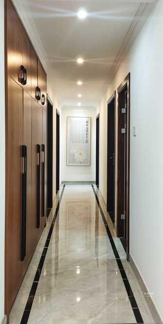富裕型140平米四中式风格走廊图