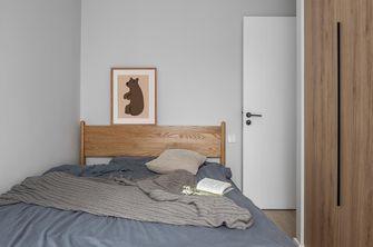 120平米三北欧风格卧室图片