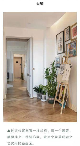 15-20万130平米三室两厅美式风格走廊设计图