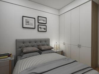 20万以上130平米三室两厅现代简约风格卧室图片