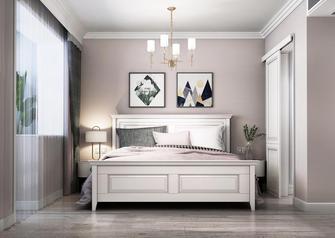 经济型50平米小户型美式风格卧室装修效果图