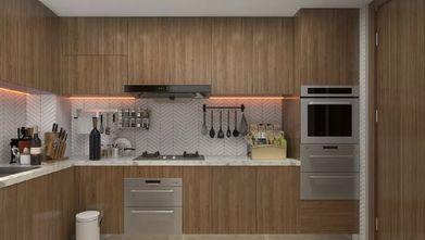 豪华型120平米三室三厅日式风格厨房装修案例