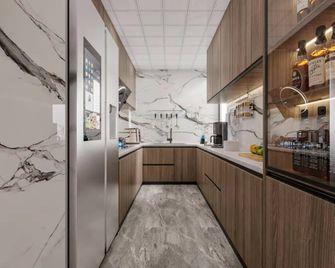 富裕型140平米四室两厅中式风格厨房图片