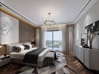 20万以上140平米复式中式风格卧室效果图