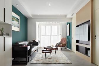 10-15万70平米三现代简约风格客厅图片大全