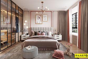 5-10万100平米混搭风格卧室设计图