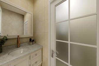 130平米三室两厅欧式风格卫生间装修图片大全
