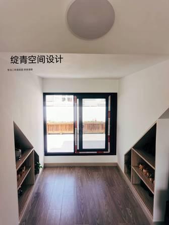 富裕型110平米三室一厅现代简约风格阁楼装修效果图